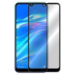 TEMPERED GLASS 5D HUAWEI Y7 2019 / Y7 PRIME 2019 / Y7 PRO 2019 / HONOR 8C BLACK