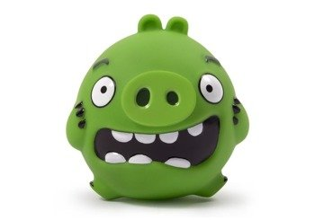 ANGRY BIRDS VINYL COLLECTOR'S BALLS PIG GREEN