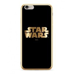 CASE CHROME STAR WARS 002 LOGO SAMSUNG GALAXY S10E GOLD