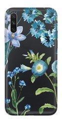 CaseGadget CASE OVERPRINT BLUE FLOWERS XIAOMI MI A3 / CC9E