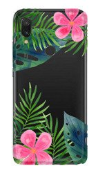CaseGadget CASE OVERPRINT LEAVES AND FLOWERS XIAOMI REDMI Y3