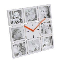 PLATINET FAMILY WALL CLOCK SQUARE PZFC