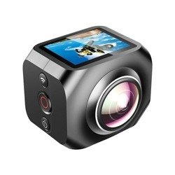 SPORTS CAMERA VR 360 WIFI BLACK + REMOTE 2.4G