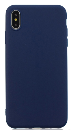 CASE 0.3 MM BLUE MAT IPHONE 11 PRO MAX
