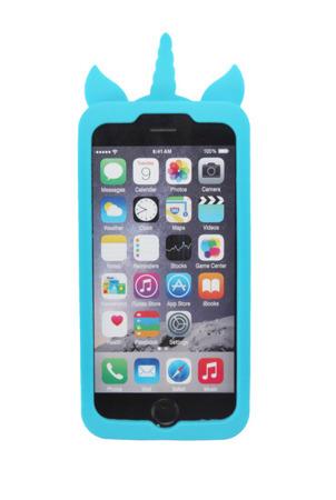 CASE 3D BLUE PONY COLOR mane X IPHONE / IPHONE XS