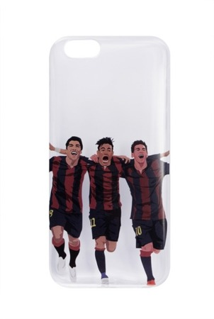 CASE OVERPRINT FOOTBALLERS SONY XPERIA M5