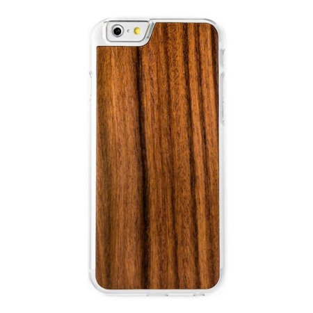 CASE WOOD SMARTWOODS Rosewood 6 CLEAR IPHONE 6 / 6S