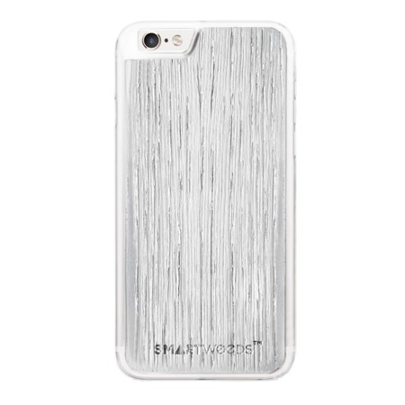 CASE WOOD SMARTWOODS SILVER IPHONE 6 / 6S