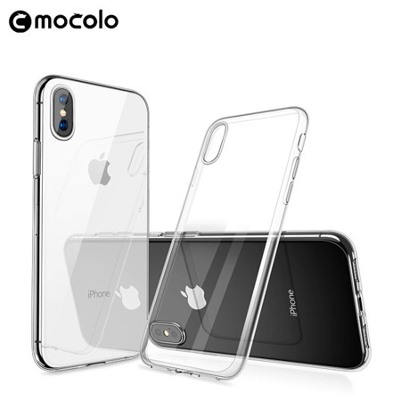 MOCOLO CASE SUPER CRYSTAL HUAWEI P10 CLEAR