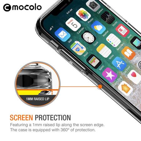 MOCOLO CASE SUPER CRYSTAL SAMSUNG GALAXY A5 2018 (A8 2018) CLEAR