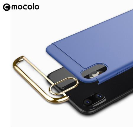 MOCOLO SUPREME LUXURY CASE HUAWEI P10 LITE BLUE