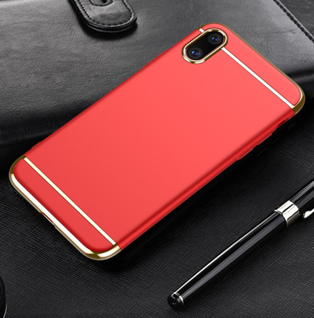 MOCOLO SUPREME LUXURY CASE HUAWEI P20 RED