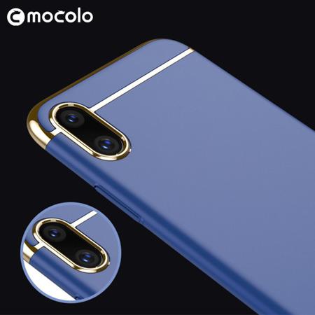 MOCOLO SUPREME LUXURY CASE SAMSUNG GALAXY S9 PLUS SILVER