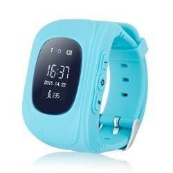 SMART WATCH FOR CHILDREN BLUE Q50 GPS LOCATOR