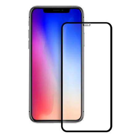 TEMPERED GLASS MOCOLO TG+ 3D IPHONE XS MAX BLACK