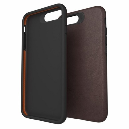 CASE ETUI GEAR4 MAYFAIR IC7041D3 IPHONE 7 / 8 BRĄZOWY
