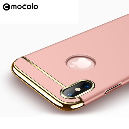 MOCOLO SUPREME LUXURY CASE HUAWEI P10 ROSE GOLD