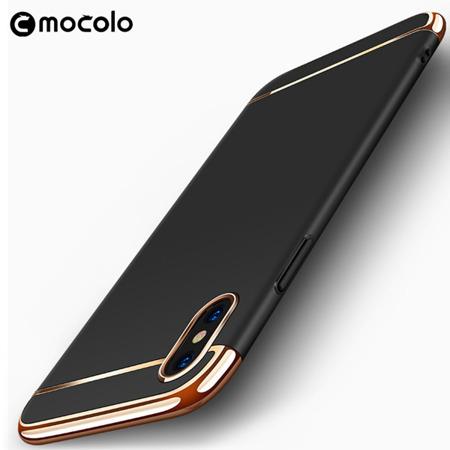 MOCOLO SUPREME LUXURY CASE SAMSUNG GALAXY A5 2018 (A8 2018) CZARNE